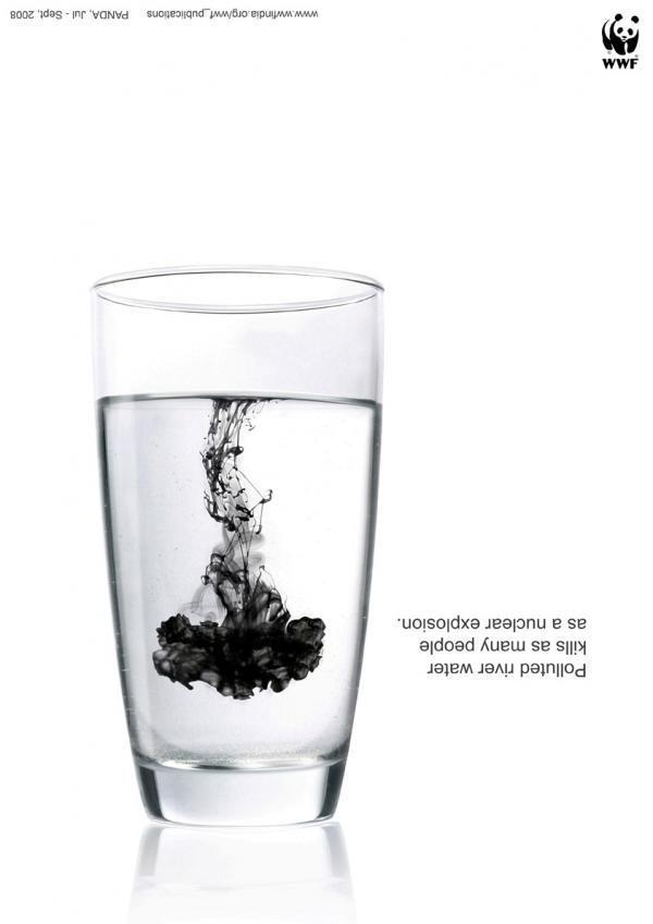 El agua contaminada mata a tantas personas como una explosión nuclear::..*•#~~$??*