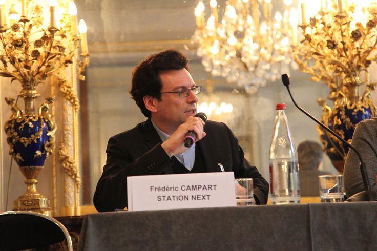 Table ronde animée par Frédéric Campart, Directeur Associé, Station Next