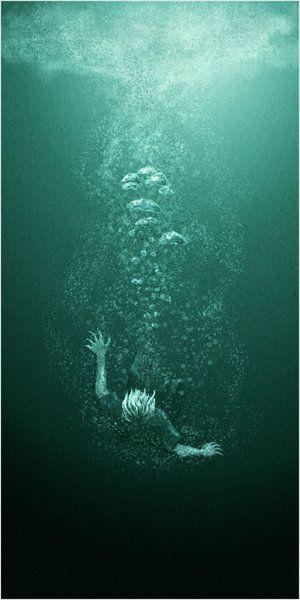 deze afbeelding vond ik interessant door de overloop van licht naar donker en de persoon die er als het ware in gaat verdwijnen.