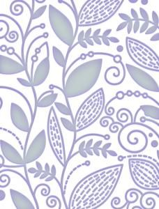 Couture Creations Embossing Folder - Magical