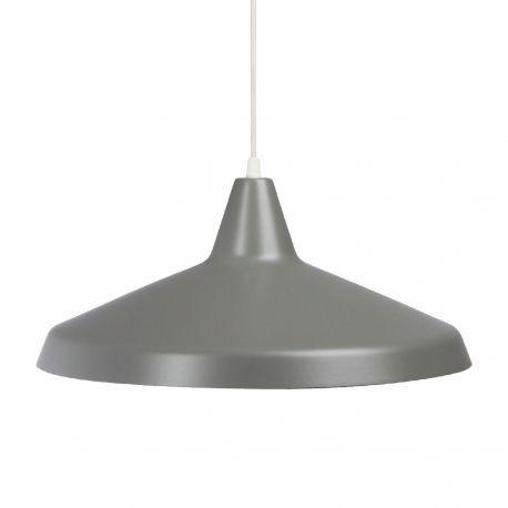 Flot lampe fra svenske Belid. Titan pendlen er fremstillet i metal og har en pæn grå finish. Lampen er 40 cm i diameter. E27 fatning. Flere farve varianter.