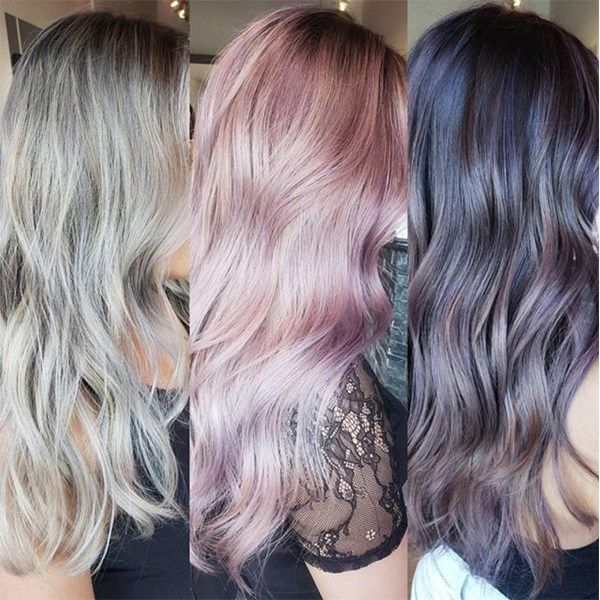 4 Ways To Safely Transition To From Fashion Colors Cool Hair