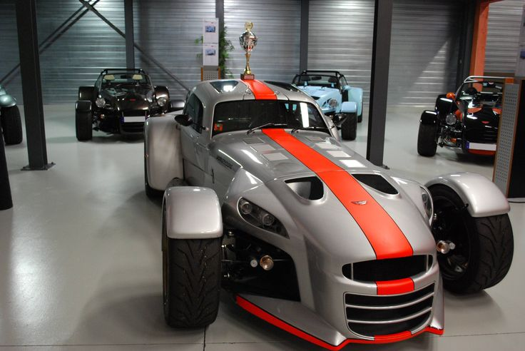 Donkervoort D8 GT, I'm Dutch and I'm proud (though the engine is German ;)
