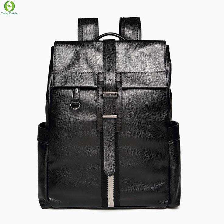 new Laptop Computer Notebook men Backpacks Brand Men's Backpacks Designer Travel Business leather men Backpack High Quality-in Backpacks from Luggage & Bags on Aliexpress.com | Alibaba Group