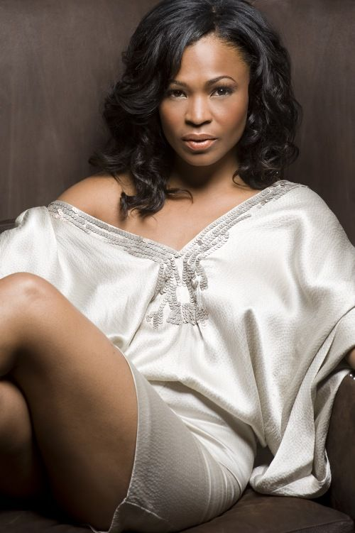 Natural or Not- That's my girl! Nia Long