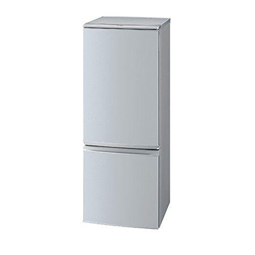 Amazon.co.jp: シャープ 冷蔵庫 つけかえどっちもドアタイプ 167L シルバー SJ-D17C-S: 大型家電