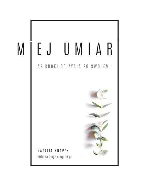 Miej Umiar Books To Read Ksiazka Ksiazki Miesnie