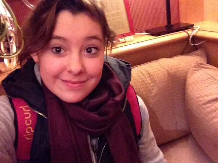 Me in France :)
