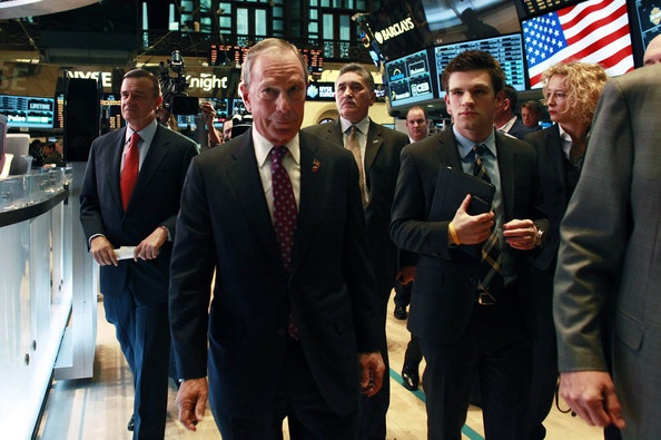 NY Stock Exchange Re-Opens Two Days After Hurricane Sandy