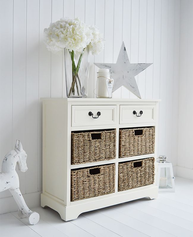 Cambridge Cream Sideboard Storage Furniture With Drawers. Range Of Cottage  Furniture Available Online With Fast Delivery From The White Cottage