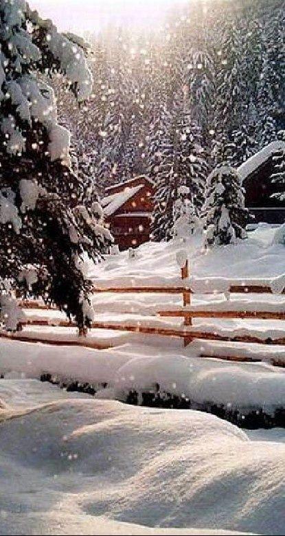 A winter's dream • photo: Adrian Cantemir on BetterPhoto