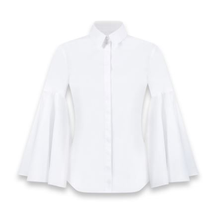 Antonina white shirt, the must have of the season | Anne Fontaine