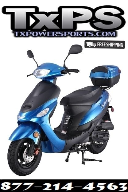 Taotao ATM 50-A1 Gas Street Legal Scooter. Free Shipping. Sale Price: $696.00