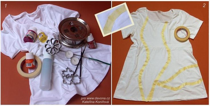 Technika voskované batiky | Davona výtvarné návody