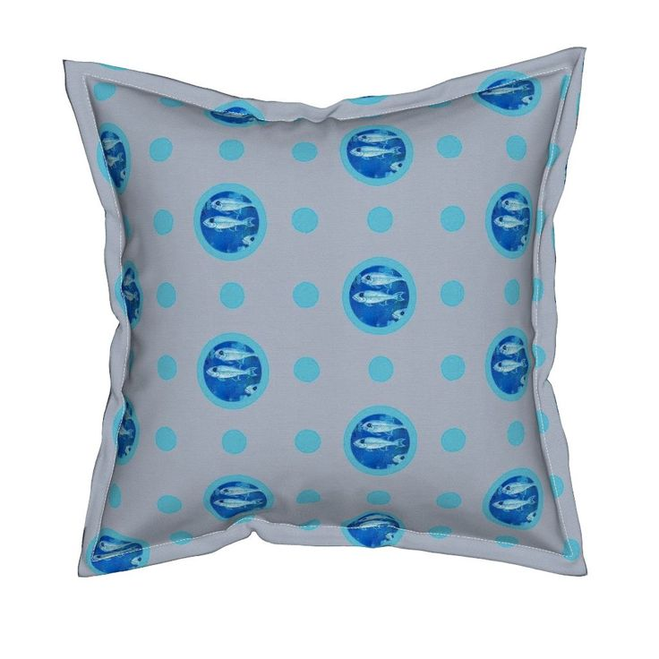 Serama Throw Pillow featuring Pin&Pon Poppeke by joancaronil | Roostery Home Decor