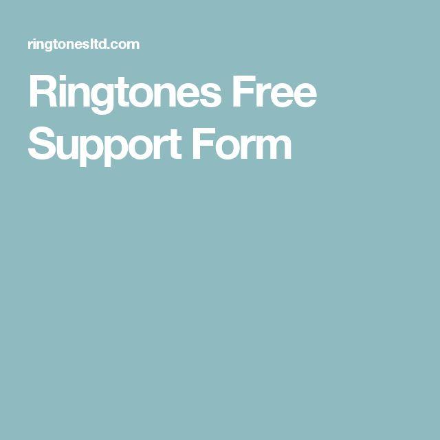 Ringtones Free Support Form Hello kitty Pinterest