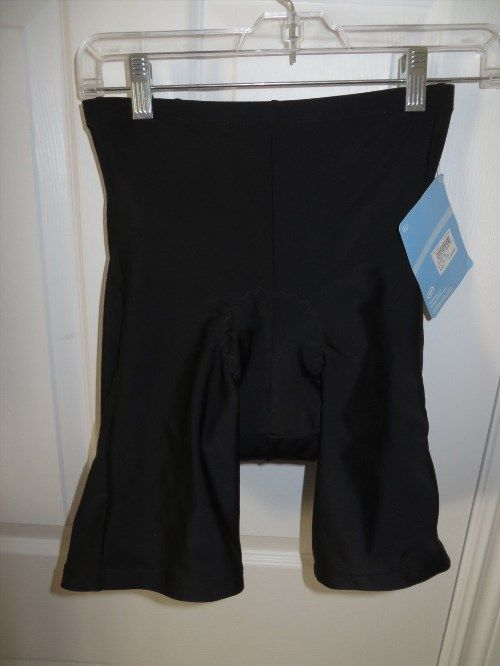 42.78$  Watch now - http://vidkt.justgood.pw/vig/item.php?t=qti4f795221 - Womens Performance Bicycle Cycling Compression Padded Shorts XL Black NEW NWT