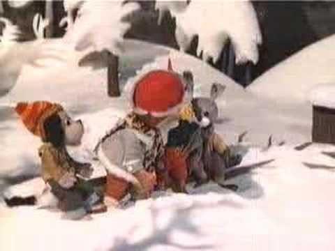 Nalle luppakorva (1975) - Nimipäiväkutsut