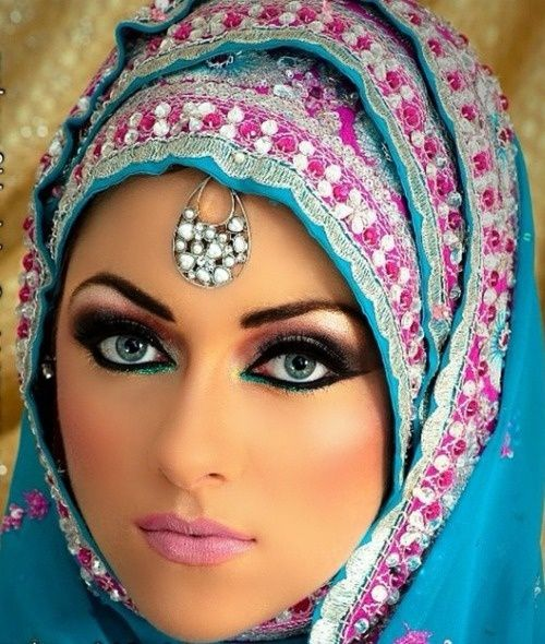 Attractive Bridal Eye Makeup Trend 2015 (5)