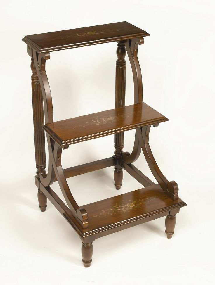 3 Step Wood Library Step Stool To Be The O Jays And Design