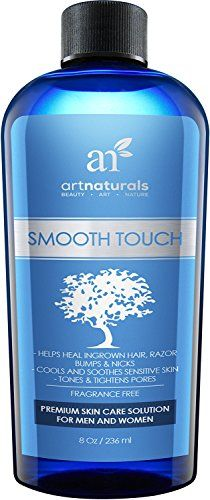 Art Naturals Smooth Touch Ingrown Hair Removal Serum - Best for Razor Burns, Unsightly Bumps & Redness from Shaving or Waxing - For Men, Women, Face, Body & Bikini Lines - More Effective then Tweezers ArtNaturals http://www.amazon.com/dp/B013VULJ00/ref=cm_sw_r_pi_dp_c.aWwb01Z6TVV