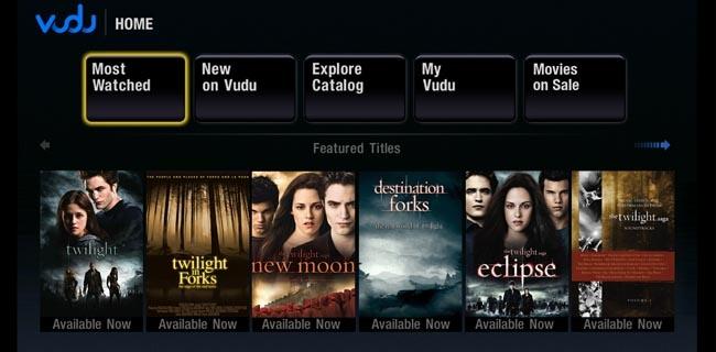 Vudu compite con otros servicios de streaming y renta de películas que ya operan en el mercado mexicano como Netflix, iTunes y la Zune Store de Microsoft.