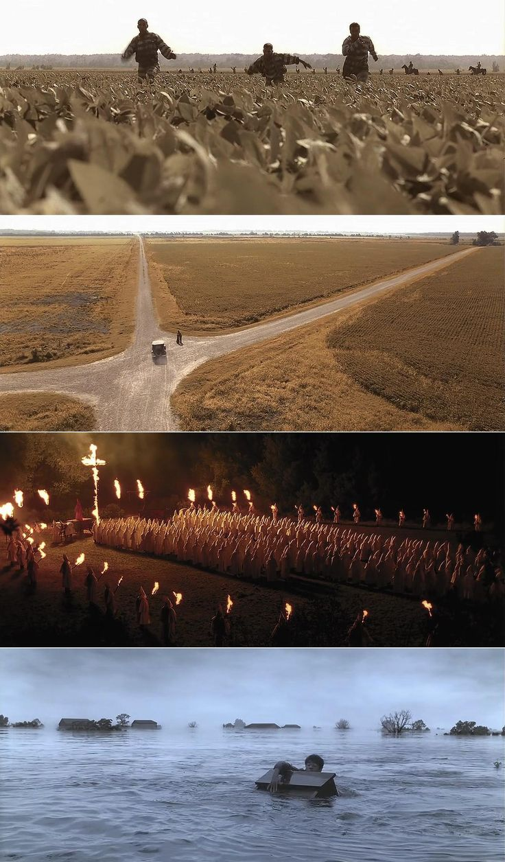 O Brother, Where Art Thou? (2000) | Cinematography by Roger Deakins | Directed by Joel Coen and Ethan Coen