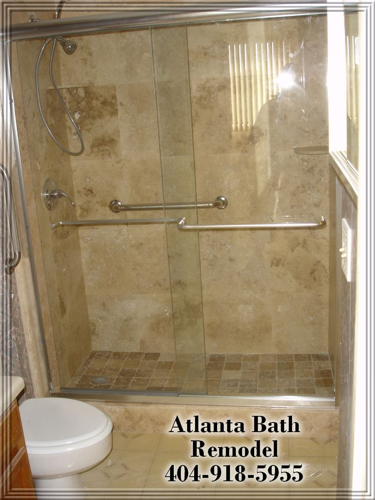 how to clean travertine shower