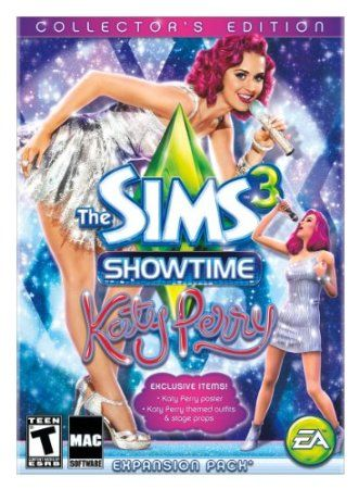 Sims 3 Showtime Katy Perry Collectors Edition  [Mac Download] MAC OS X $39.99 Amazing Discounts Your #1 Source for Video Games, Consoles & Accessories! Multicitygames.com Click On Pins For More Info