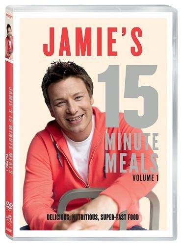 Win 1 of 5 Jamie Oliver prize packs!
