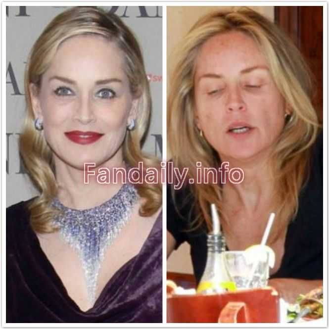 Hollywood Actress without Makeup!!! (50 pictures)