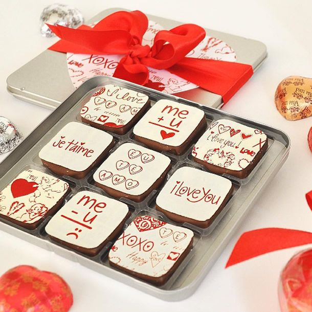 caixa de bonbons - Namorados - Pati Piva.