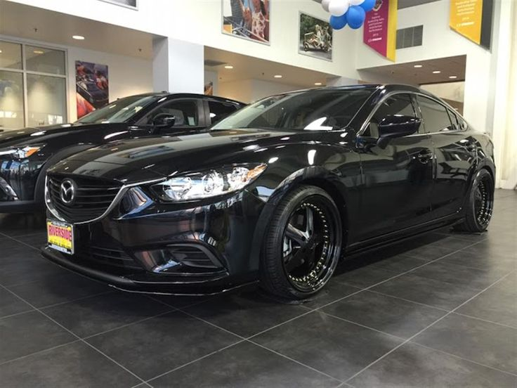 2016 Mazda6 Zoom Zoom Package by Riverside Mazda in Riverside CA . Click to view more photos and mod info.