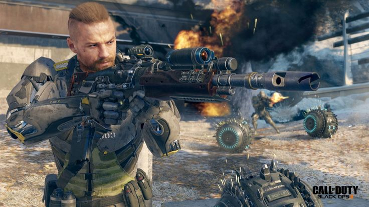 But the 'Awakening' pack for 'Black Ops III' hits PlayStation 4 in February.