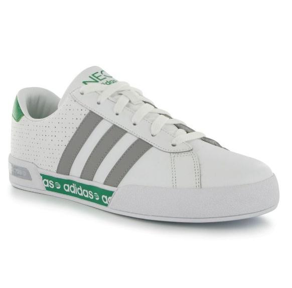 Adidasi Adidas Lin Daily Mens Green