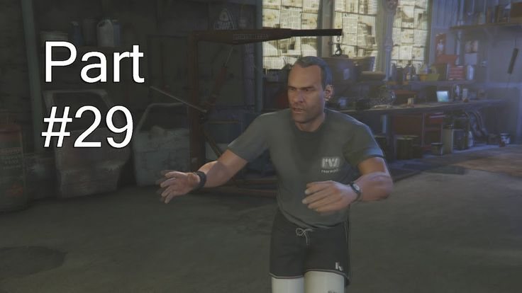 Grand Theft Auto 5 Gameplay Walkthrough Part 29 Deep Inside mission GTA 5