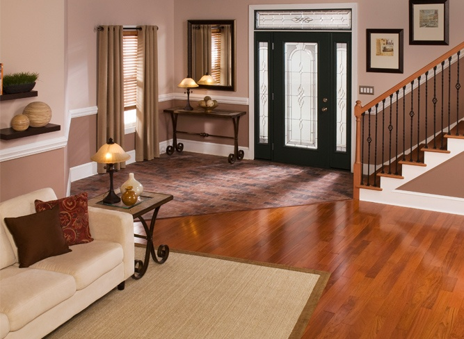 Create An Inviting Entrance With Allen + Roth Decor.