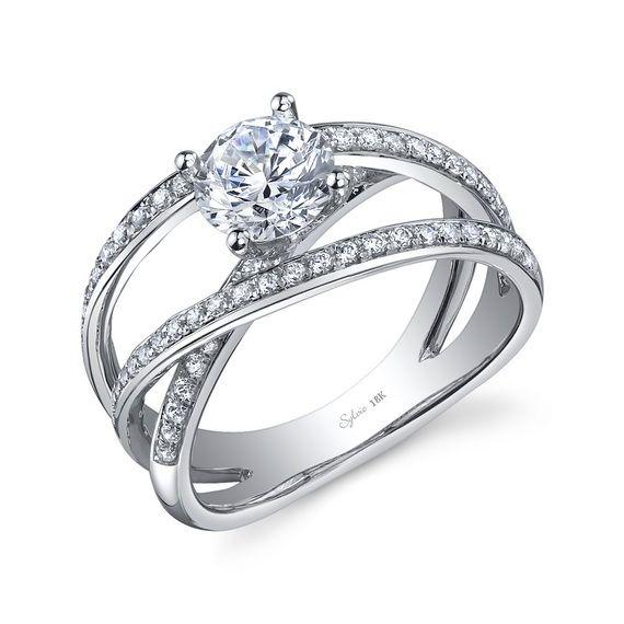 Unique Engagement Rings. Love love love love love LOVEEE