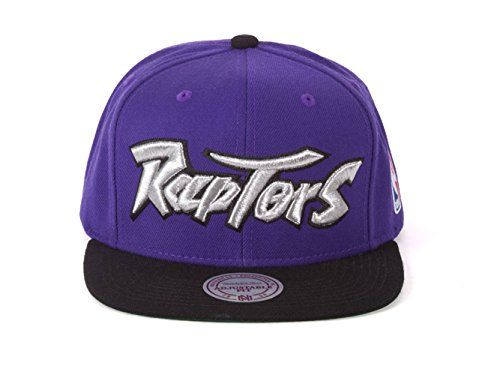 Buy Toronto Raptors 2-Tone Vintage Snap back Hat - Topvintagestyle.com ✓ FREE DELIVERY possible on eligible purchases