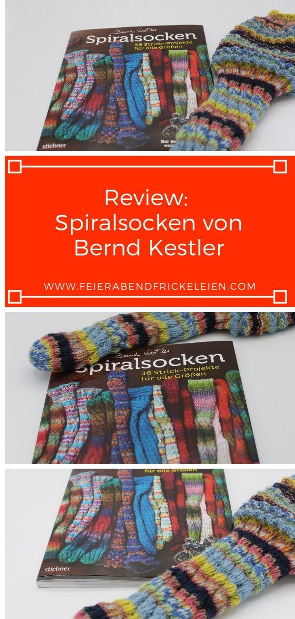 Spiralsocken stricken. Ein Buch mit vielen Anleitungen für einfache und ausgefa…
