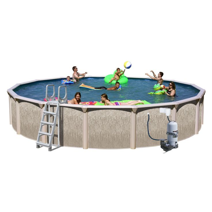 Best 25 Above Ground Pool Pumps Ideas On Pinterest Deck Ideas For Hillside Above Ground Pool