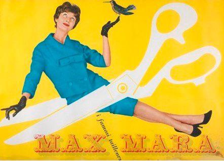 Max Mara - Erberto Carboni 1958