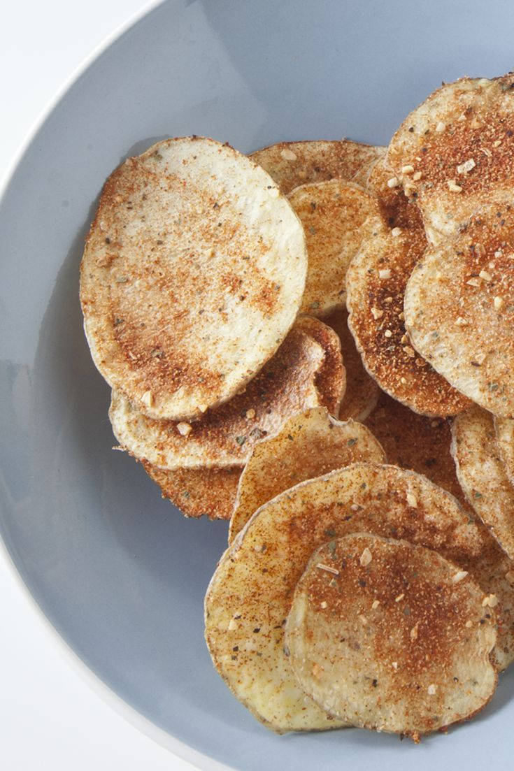 #Epicure 4-Minute Chipster Potato Chips