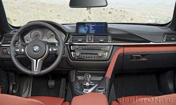 4 2015 BMW M4