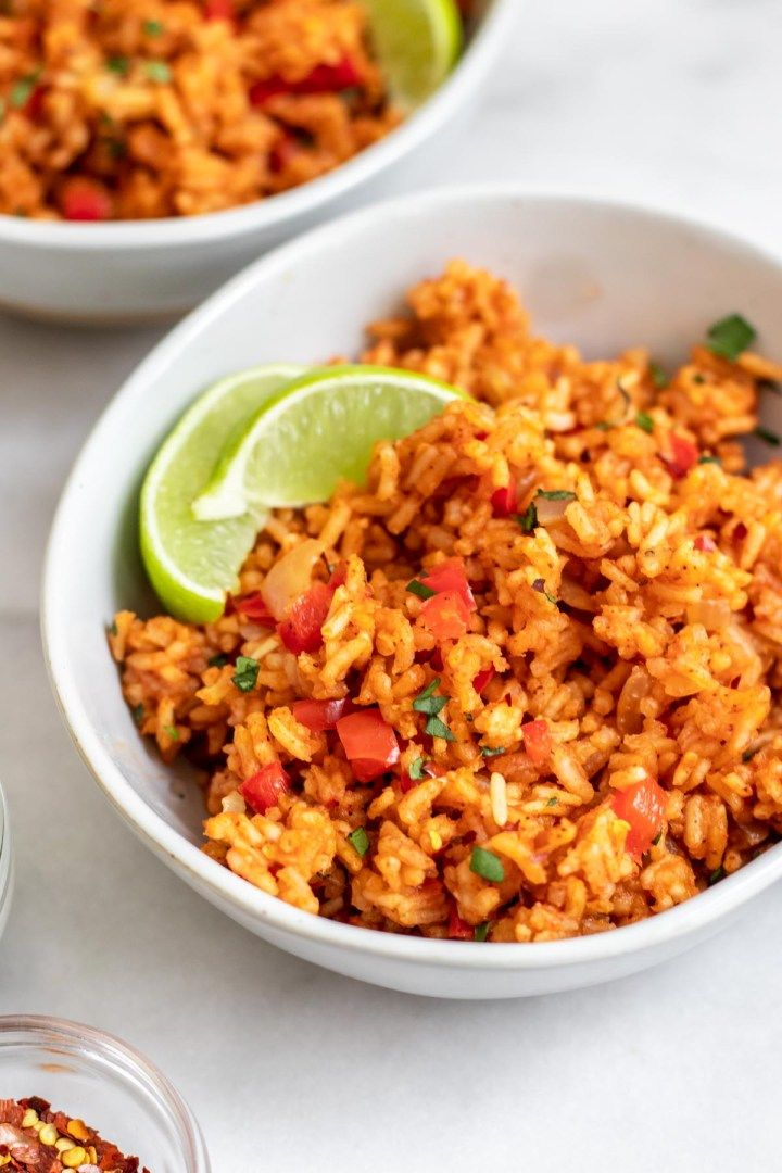 Easy One Pot Vegan Mexican Rice Eat With Clarity Recipe In 2020 Mexican Rice Recipes Mexican Rice Vegan Mexican