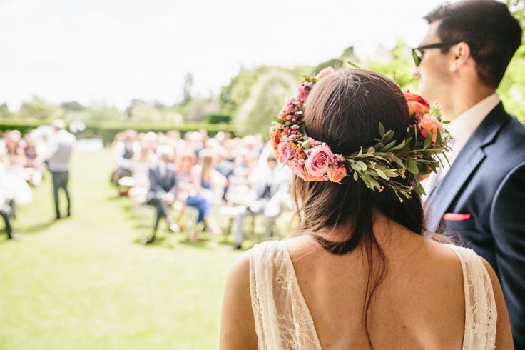 Wedding Photography at Hole Park in the Garden of England.