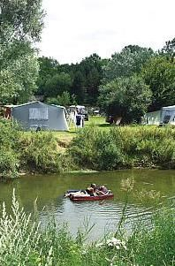 Camping waar ik met Inge geweest ben