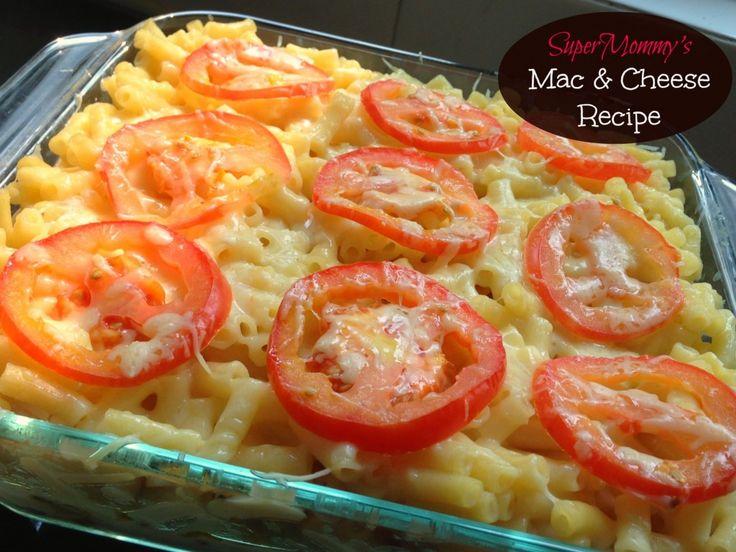 "Super Easy & Yummy ""Macaroni & Cheese Recipe""!"