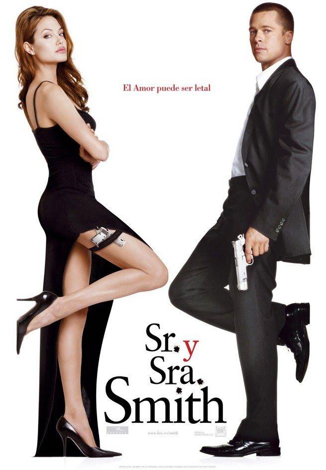 Sr Y Sra Smith Senor Y Senora Smith Peliculas De Brad Pitt Sr Y Sra Smith
