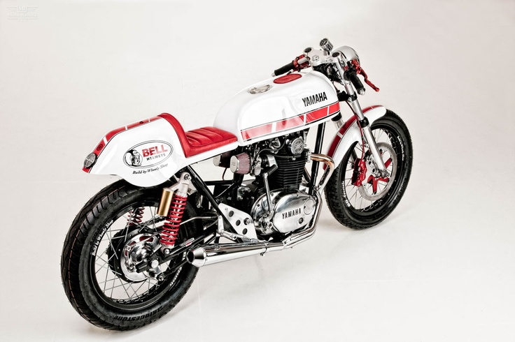 Yamaha XS650 by Wheely Shop    ♠ http://milchapitas-kustombikes.blogspot.com/ ♠